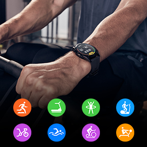 Sports Mode Smart Watch