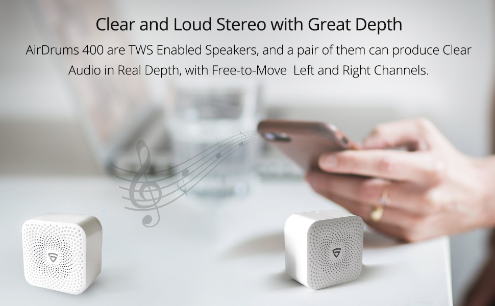 Mini Speaker with Mic