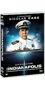 USS Indianapolis DVD