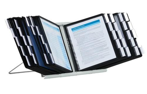 Durable Instaview Desktop Reference System With Border