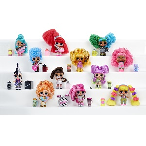 LOLSurprise, muñecas, muñecas Barbie, muñecas sorpresa lol, lol sorpresa remix, remix tots, remix muñecos