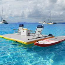 Swimline, Solstice, intex, funboy, swan float, pool float, sunny life, inflatable, party bird island