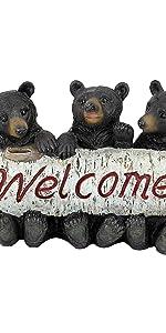 bears, bear welcome