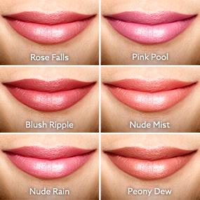 natural lipstick shades;glossy lipstick;lip gloss;rose;pink;nude; stain;tint;balm;long wear;moisture