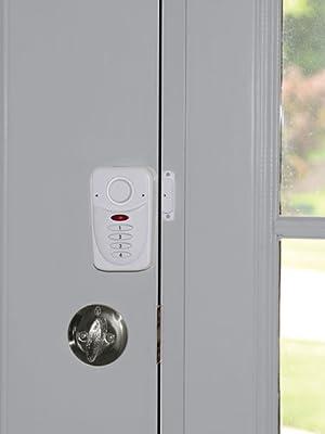 HOME ALARM SYSTEM, ELITE DOOR ALARM, DOOR ALARM, HOME SECURITY