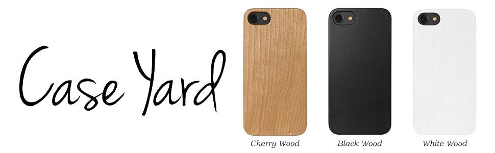 木製iPhoneケースブランドCaseYard(ケースヤード)
