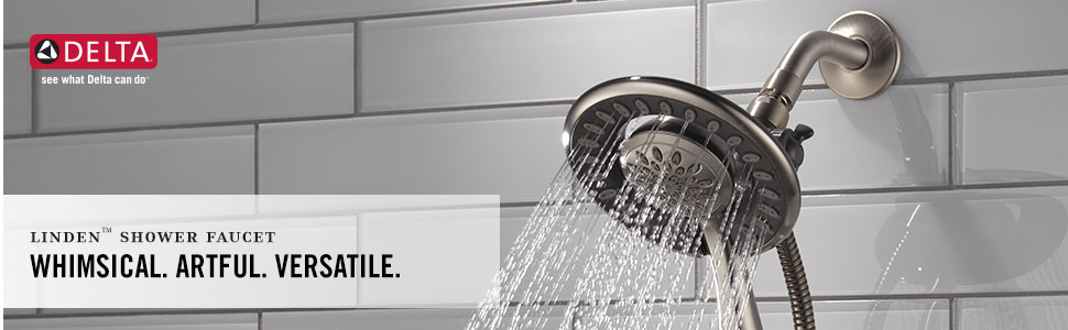 Delta Faucet Linden 17 Series Dual Function Tub And Shower Trim