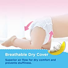Breathable Diaper