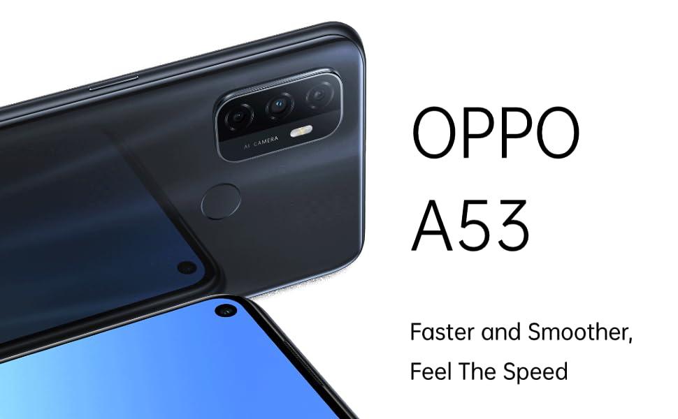 OPPO A53  smartphone sim free