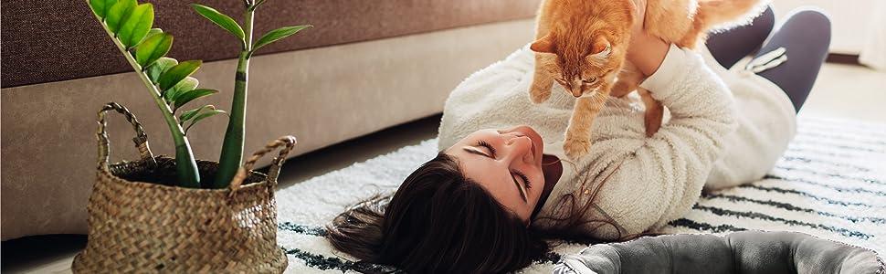 Bedsure Cat Bed