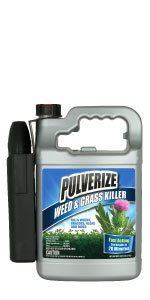 Pulverize Weed & Grass Killer - Ready-to-Use Battery Sprayer