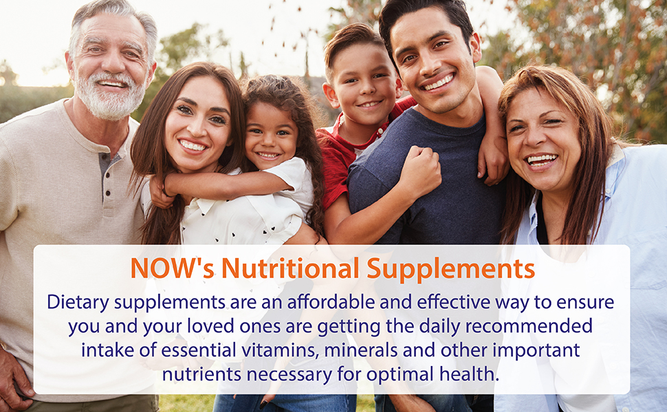 NOW Food, Family, NOW Supplements, Vitamins, Health, Wellness, Natural, Organic,