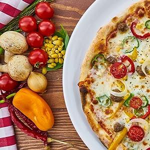 Fackelmann Pala Tartas/Pizzas 31x28cm.