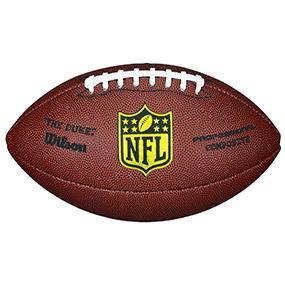 a3971ebbb51d3 Pelota de fútbol americano Wilson NFL The Duke Replica