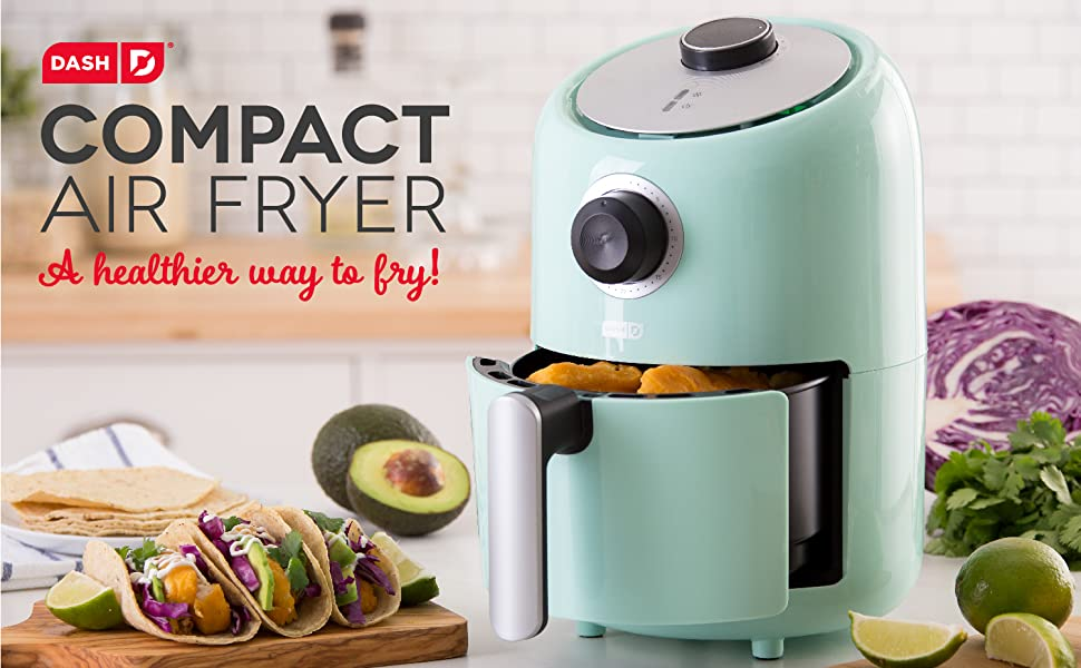 Amazon.com: Dash (DCAF150GBAQ02) Compact Air Fryer Oven