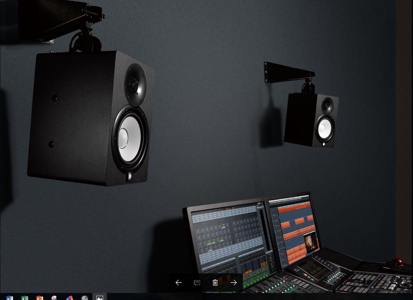 yamaha hs8 studio subwoofer musical instruments. Black Bedroom Furniture Sets. Home Design Ideas