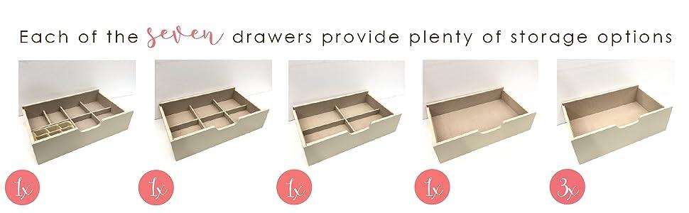 chelsea drawers