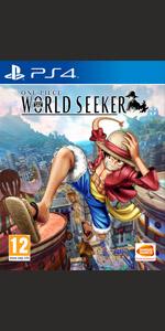 One Piece World Seeker Jeux Vidéo Manga