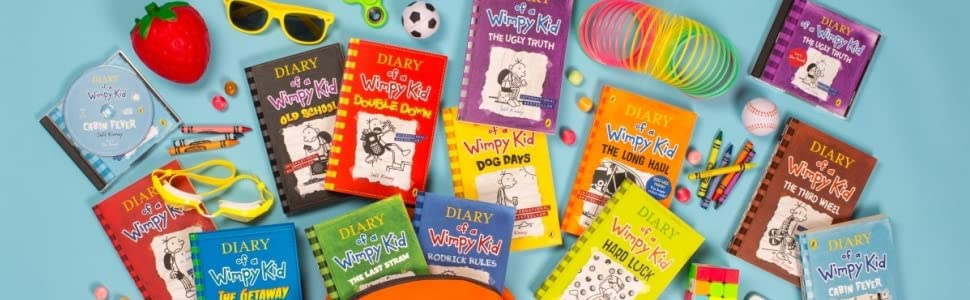 Wimpy Kid, Greg Heffley, Diary of a Wimpy Kid, Jeff Kinney