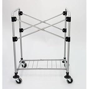 Rubbermaid support pliant pour chariot X-Cart