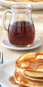 Hidden springs maple organic syrup dark robust grade b