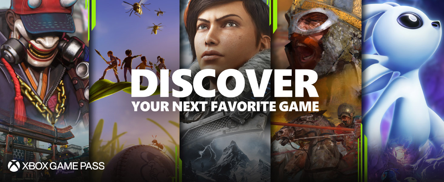 30 jours de Xbox Game Pass pour PC sur nous