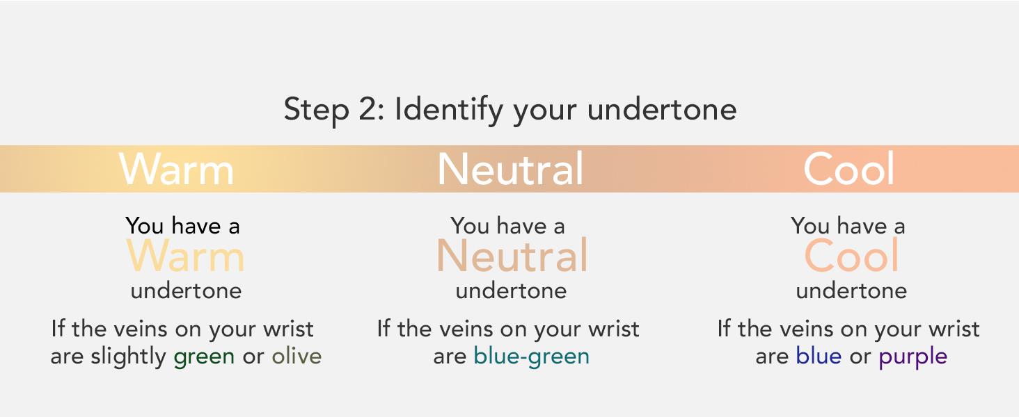 undertone; find your shade; shade finder; dermablend; body makeup