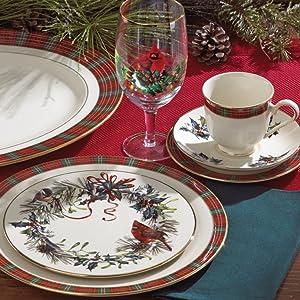Lenox Holiday, Lenox Winter Greetings, Lennox, Lenox Holiday Ornaments, Winter Greetings