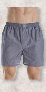 Munsingwear Mens 2-Pack Woven Boxer
