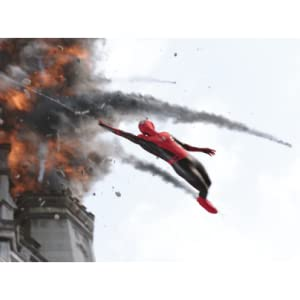 spider-man, far from home, spidey, mcu, action, super hero