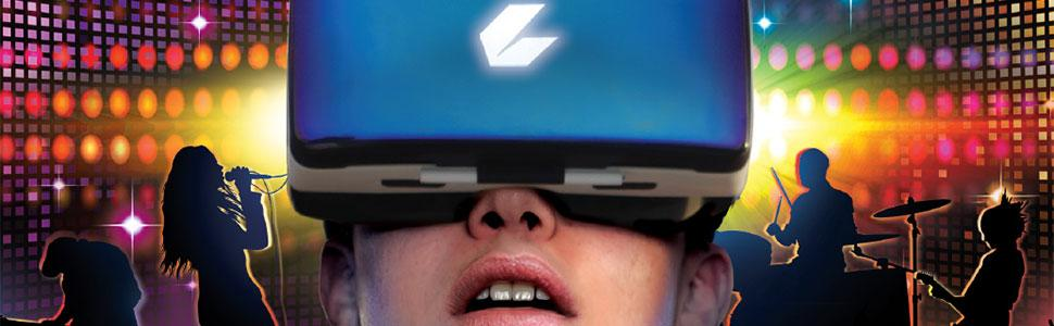 CEEK VR Headset, Virtual Reality Glasses, VR Goggles