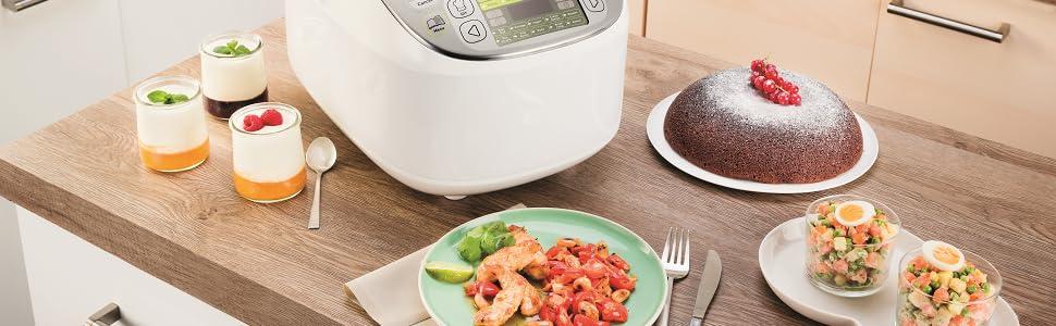 Tefal Rice Cooker & Multicooker, RK812