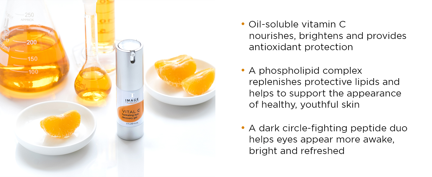 recovery gel for eyes