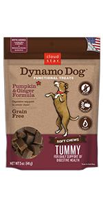 Tummy: Pumpkin amp; Ginger Formula