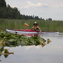 stohlquist edge, kayak pfd, kayak life jacket