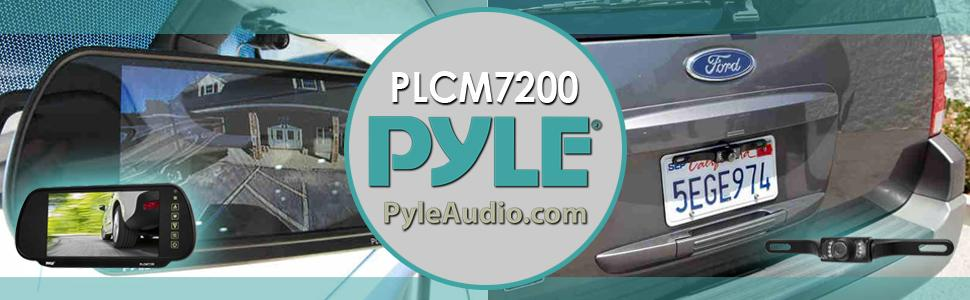 Amazon pyle backup car camera rear view mirror monitor screen from the manufacturer cheapraybanclubmaster Image collections