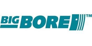 big bore compressors performance power cfm psi db air