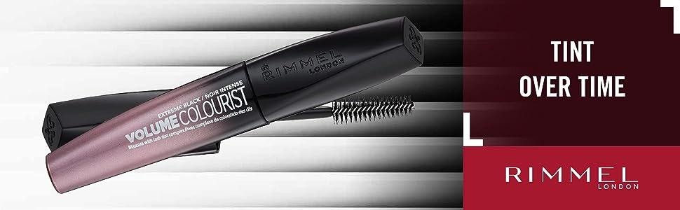Rimmel Volume Colourist Mascara, Black, 11ml: Amazon.co.uk: Beauty