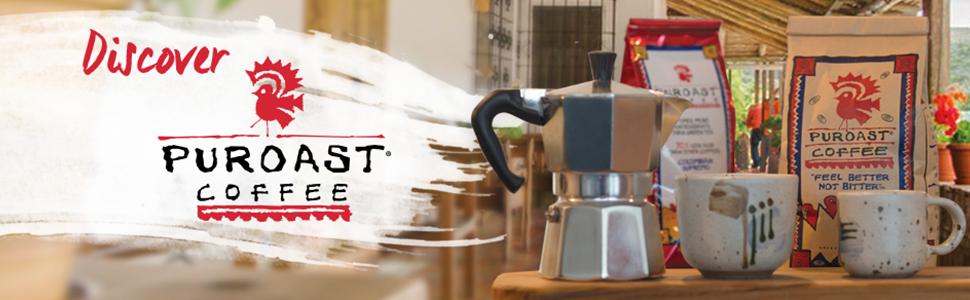 coffee, low-acid coffee, gourmet coffee, healthy, paleo, health