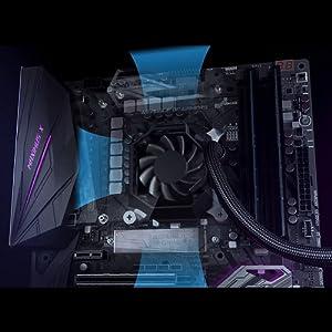 ASUS ROG RYUJIN 240 - Sistema de refrigeración líquida de CPU con ...