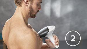 Philips Lumea for Men - Sistema de depilación IPL con sensor SmartSkin y cinco ajustes: Amazon.es: Salud y cuidado personal