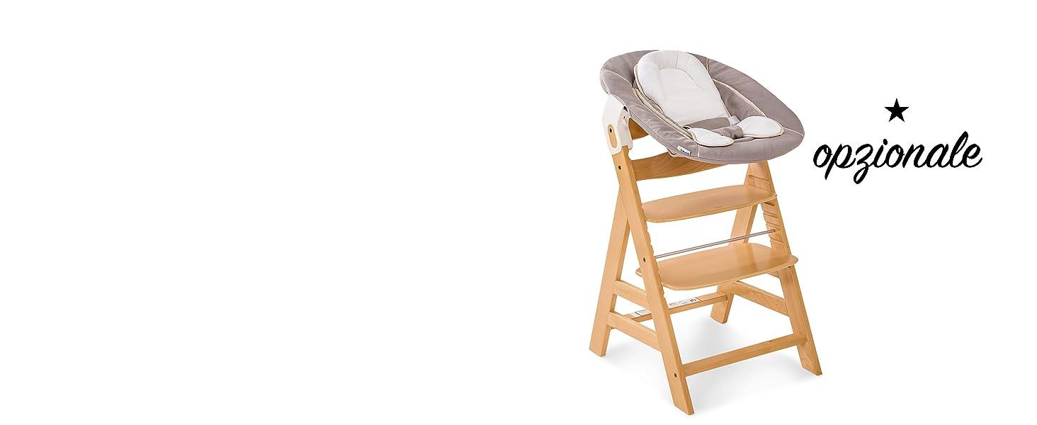 sdraietta compatibile per neonati dalla nascita fino a 9 kg