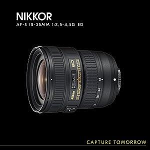 Nikon Af S Nikkor 18 35mm 1 3 5 4 5g Ed Objektiv Kamera