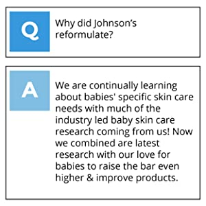 Why did Johnson's Reformulate