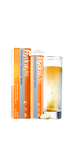 Hydralyte - Effervescent Tablets, On-the-go Hydration tablets