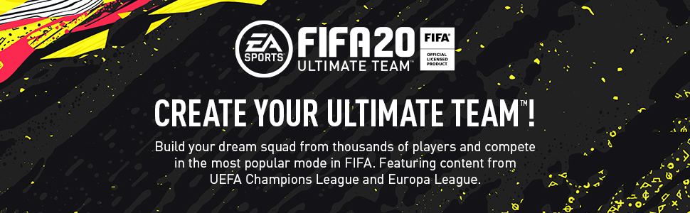 Amazon Com Fifa 20 Standard Edition Playstation 4 Electronic Arts Video Games