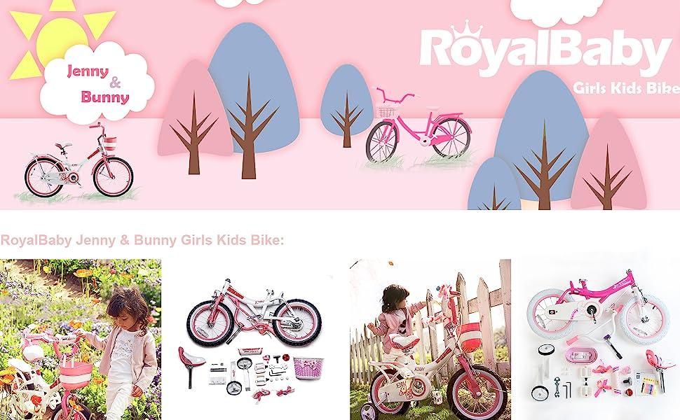 royalbaby girls bike