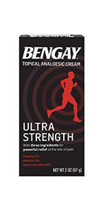Bengay Ultra Strength Cream