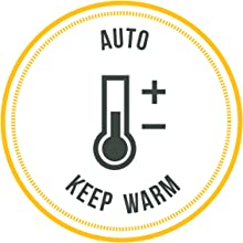 Crock-Pot Sear & Slow Auto Keep Warm