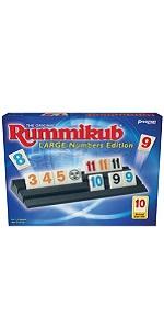 Rummikub Game ;Rummikub Large Numbers